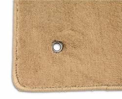 Carpet & Related - Floor Mat Sets - Lloyd Mats - 94 - 99 Mustang Floor Mats, No Emblem
