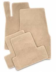 Carpet & Related - Floor Mat Sets - Lloyd Mats - 94 - 98 Mustang Parchment Floor Mats, No Emblem
