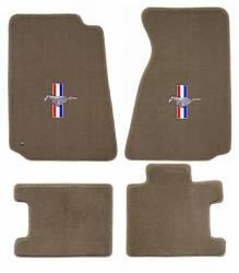 Carpet & Related - Floor Mat Sets - Lloyd Mats - 94 - 98 Mustang Floor Mats, Pony and Bars