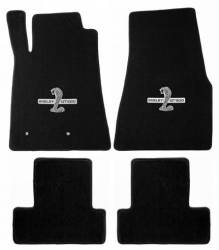 Carpet & Related - Floor Mat Sets - Lloyd Mats - 13 - 14 Mustang Floor Mats, Shelby Snake GT500