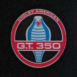 15  SHELBY MUSTANG COUPE & CONVT TRUNK Mat: American GT 350