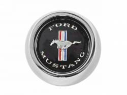 Steering Wheel & Related - Steering Wheels - Scott Drake - 1964 - 1973 Mustang  Repacement horn button for Grant 966
