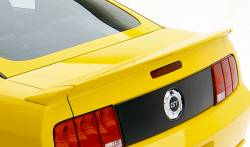 Spoilers - Rear - 3D Carbon - 05 - 09 Mustang Ducktail Spoiler, 3 Piece