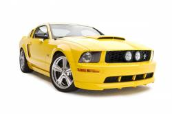3D Carbon - 05 - 09 MUSTANG - GT Front Air Dam - (Does Not Fit 2007 CS Edition)