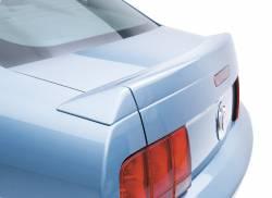 Spoilers - Rear - 3D Carbon - 05 - 08 Mustang Rear Mach 3 Spoiler Kit