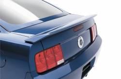 Spoilers - Rear - 3D Carbon - 05 - 08 Mustang 3D 500 Rear Spoiler