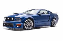 Body - Body Kits - 3D Carbon - 05 - 09 MUSTANG - BOY RACER - 16 PC. KIT