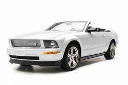 3D Carbon - 05 - 09 MUSTANG - V6 Chin Spoiler (Fits V6 Mustang Only)