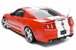 3D Carbon - 10 - 14 MUSTANG - 3d500 Rear Spoiler