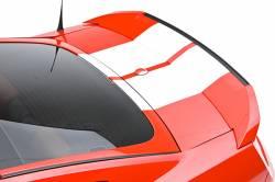 Spoilers - Rear - 3D Carbon - 10 - 14 MUSTANG - 3d500 Rear Spoiler