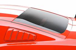 Body - Scoops - 3D Carbon - 10 - 14 MUSTANG - Window Louvers