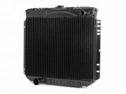 Radiators - 3 - Core - Scott Drake - 1970 Mustang 3-Row Radiator (302, 351, without A/C)