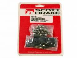 Convertible Top - Top Boot - Scott Drake - 1967 Mustang Convertible Top Boot Snap Kit