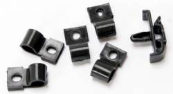Electrical & Lighting - Turn Signals - Scott Drake - 67 - 68 Mustang Under Hood Harness Clips