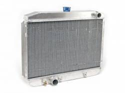 Radiators - 2 - Core - Scott Drake - 68 - 70 Mustang Aluminum Radiator (big Block)
