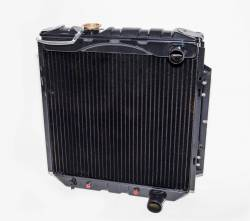 Radiators - 3 - Core - Scott Drake - 67 - 70 Mustang 3 Row Radiator for 390 - 428 Engines