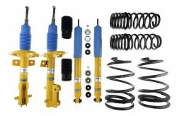 Bilstein - 07 - 11 Ford Mustang Suspension Pro-Kit