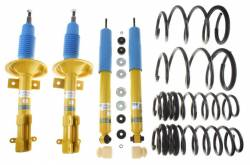 Bilstein - 11 - 14 Ford Mustang Suspension Pro-Kit