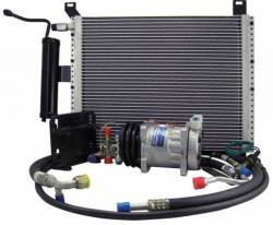 A/C & Heating - A/C Systems & Upgrades - Scott Drake - 1965 Mustang Under Hood AC Performance Kit