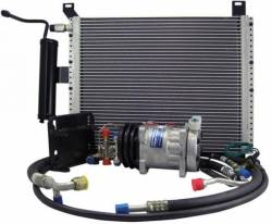 A/C & Heating - A/C Systems & Upgrades - Scott Drake - 1966 Mustang Under Hood Ac Performance Kit (200)