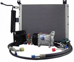 A/C & Heating - A/C Systems & Upgrades - Scott Drake - 1967 Mustang Under Hood Ac Performance Kit (sb)