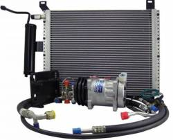 A/C & Heating - A/C Systems & Upgrades - Scott Drake - 69 - 70 Mustang Under Hood AC Performance Kit
