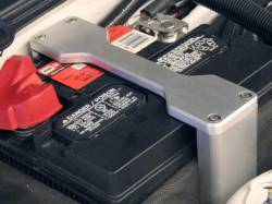 Drake Muscle Cars - 05 - 14 Mustang Billet Battery Hold Down Assembly
