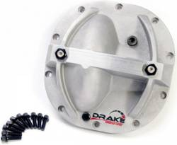 Drivetrain - Differential - Drake Muscle Cars - 05 - 11 Mustang Differential Girdle/axle Cover
