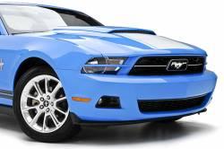 10 - 14 MUSTANG - V6 Headlight Splitters (Pair)