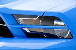3D Carbon - 10 - 14 MUSTANG - V6 Headlight Splitters (Pair) - Image 4