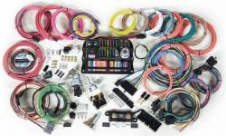 American Auto Wire - 1964 - 1973 Mustang  Universal Complete Chassis Wire Harness Kit