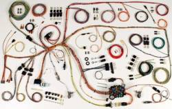 American Auto Wire - 65 Falcon Classic Update Chassis Wire harness Kit