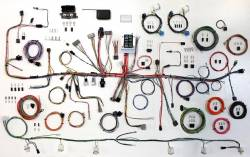 Wire Harnesses - Complete Kits - American Auto Wire - 87 - 89 Fox Body Mustang Classic Update Wire Harness Kit