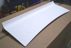GTRS | MUSTANG PARTS - 65 - 66 Mustang Fastback Fiberglass Shelby-Style Spoiler Style Deck Lid