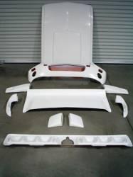 Fiberglass - Shelby - Stang-Aholics - 1967 Shelby Mustang Fastback Fiberglass Kit