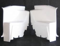 Trim Panels - Quarter Panels - Stang-Aholics - 69 - 70 Mustang Fastback Interior Quarter Panels