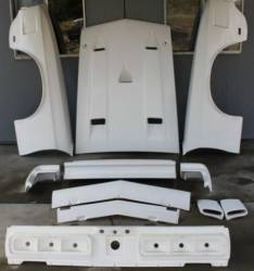 Fiberglass - Shelby - Stang-Aholics - 1969 Shelby Mustang Convertible or Coupe Fiberglass Kit