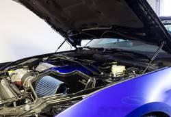 Steeda Autosports - 15 Mustang Steeda S550 Mustang Hood Strut Kit (15 All) - Image 2
