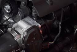 Engine - Throttle Body - Steeda Autosports - 15 Mustang Steeda EcoBoost Throttle Body Spacer (15 EcoBoost)
