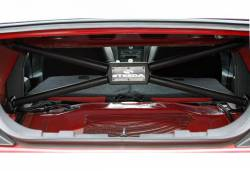 Suspension - Chassis Support - Steeda Autosports - 05 - 14 Mustang Steeda Rear Chassis X-Brace