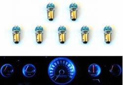 Electrical & Lighting - Interior Lights - Scott Drake - 65 - 66 Mustang Instrument Panel Led Light Bulb
