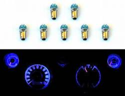Electrical & Lighting - Interior Lights - Scott Drake - 67 - 68 Mustang Instrument Panel Led Light Bulb