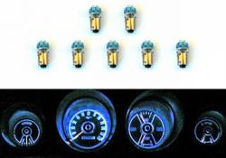 Electrical & Lighting - Interior Lights - Scott Drake - 69 - 70 Mustang Instrument Panel Led Light Bulb