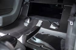 Carbon Fiber - Interior - TruFiber - 05 - 14 Mustang Carbon Fiber Rear Seat Delete