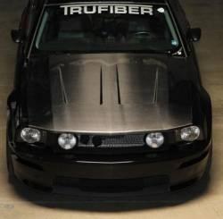 Carbon Fiber - Hood & Related - TruFiber - 05 - 09 Mustang Carbon Fiber Hood