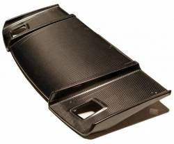 Carbon Fiber - Misc Pieces & Trim - TruFiber - 05 - 09 Mustang Saleen Carbon Fiber Rear Diffuser