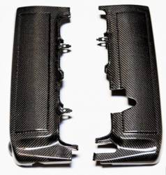 TruFiber - 05 - 09 Mustang GT Carbon Fiber Fuel Rail Covers