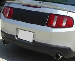 TruFiber - 10 - 13 Mustang Carbon Fiber Blackout Panel