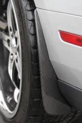 Carbon Fiber - Misc Pieces & Trim - TruFiber - 10 - 13 Mustang Carbon Fiber Splash Guards