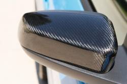 TruFiber - 10 - 13 Mustang Carbon Fiber Mirror Covers